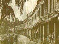 Kuching in 1864
