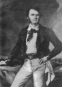 Sir James Brroke, the first White Rajah of Sarawak.